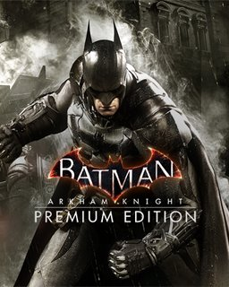 Batman Arkham Knight Premium Edition krabice