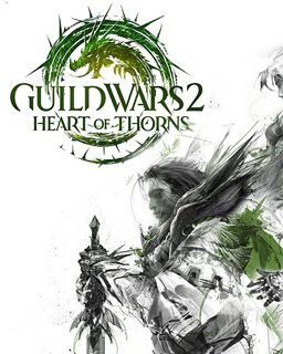 Guild Wars 2 Heart of Thorns Digital Deluxe krabice