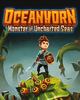 Oceanhorn Monster of Uncharted Seas krabice
