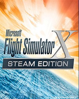 Microsoft Flight Simulator X Steam Edition krabice