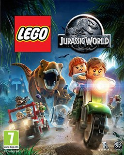 LEGO Jurassic World krabice