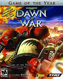 Warhammer 40,000 Dawn of War GOTY krabice