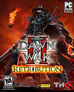 Warhammer 40,000 Dawn of War II Retribution krabice