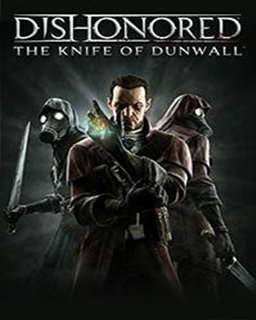 Dishonored The Knife of Dunwall krabice