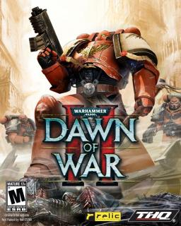 Warhammer 40 000 Dawn of War II krabice