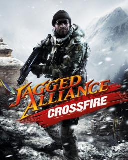 Jagged Alliance Crossfire krabice