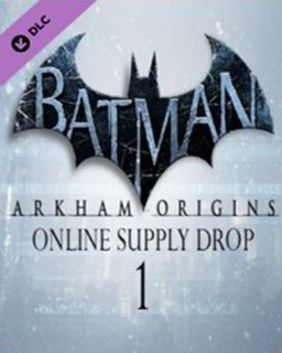 Batman Arkham Origins Online Supply Drop 1 krabice