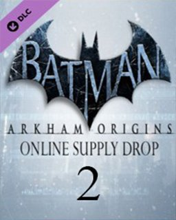 Batman Arkham Origins Online Supply Drop 2 krabice