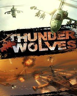 Thunder Wolves krabice
