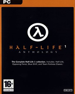 Half Life 1 Anthology krabice