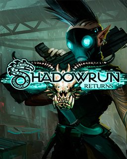 Shadowrun Returns krabice