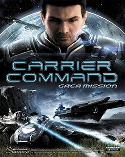 Carrier Command Gaea Mission krabice