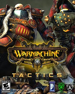 Warmachine Tactics krabice