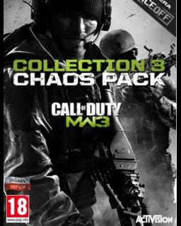 Call of Duty Modern Warfare 3 Collection 3 krabice