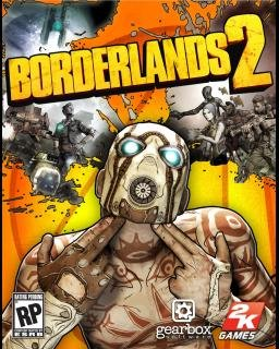 Borderlands 2 Headhunter DLC pack krabice