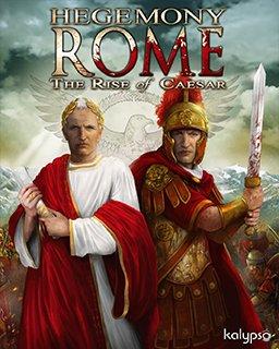 Hegemony Rome Rise of Caesar krabice