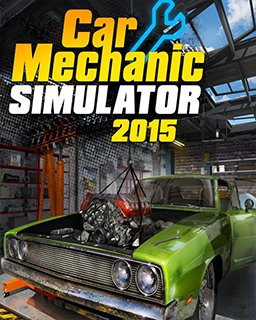 Car Mechanic Simulator 2015 krabice