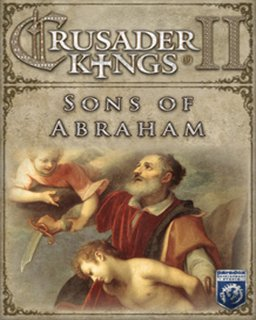 Crusader Kings II Sons of Abraham krabice