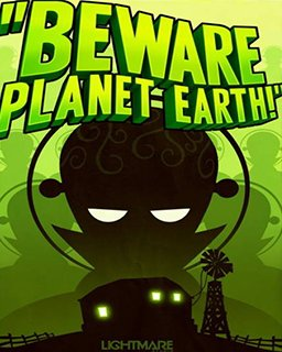 Beware Planet Earth! krabice