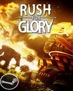 Rush for Glory krabice