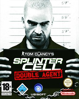 Tom Clancys Splinter Cell Double Agent krabice