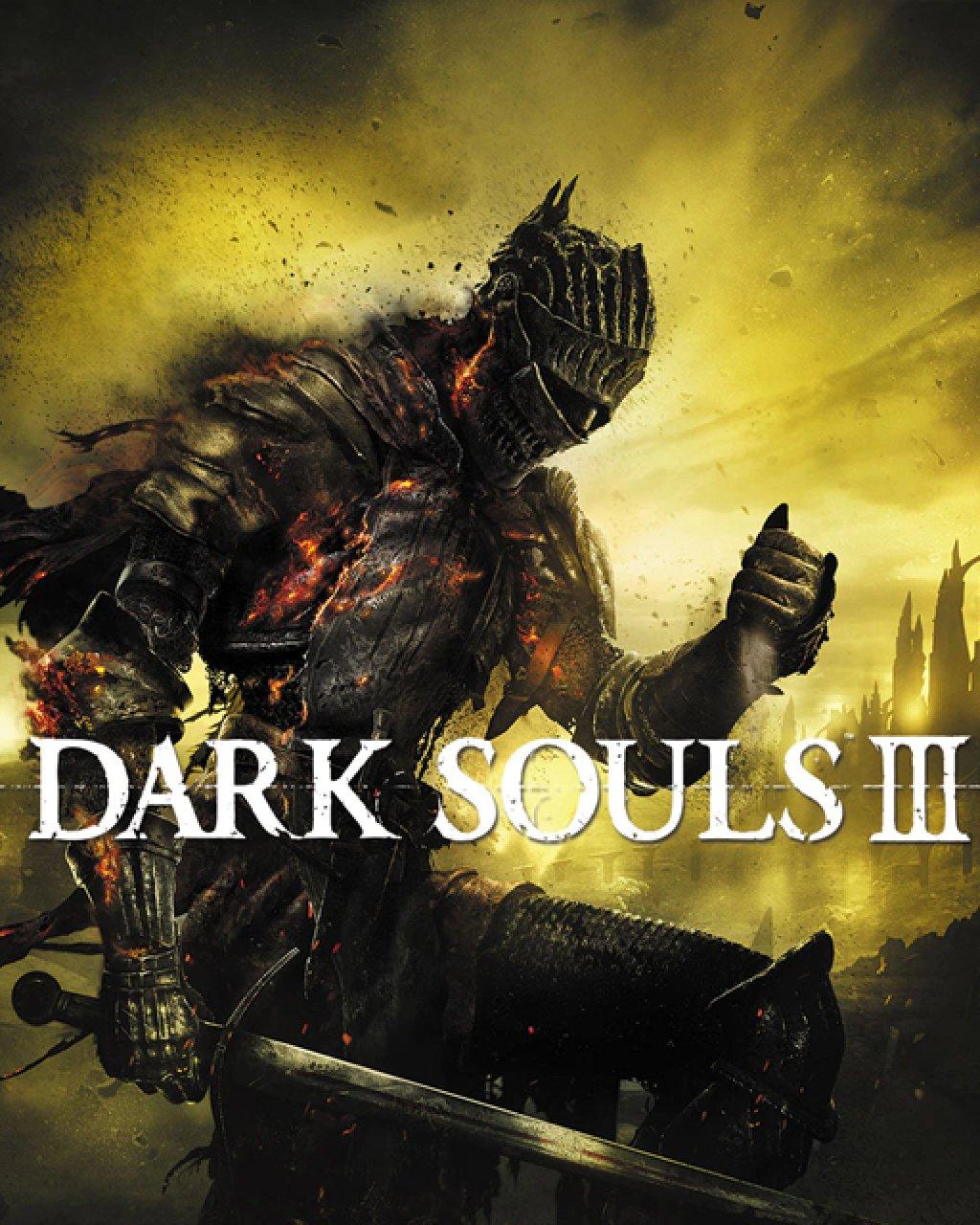Dark Souls 3 krabice