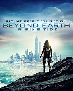 Civilization Beyond Earth Rising Tide krabice