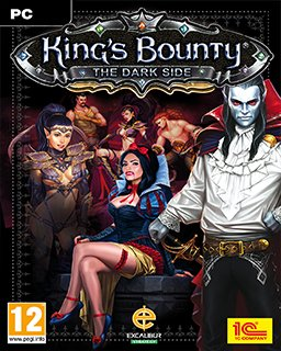 Kings Bounty Dark Side