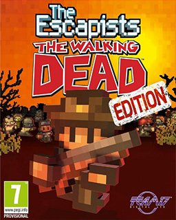 The Escapists The Walking Dead krabice