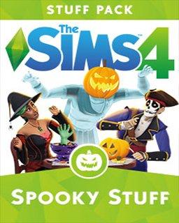 The Sims 4 Strašidelné věcičky krabice