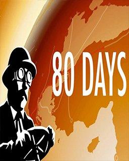 80 Days krabice