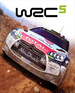 WRC 5 FIA World Rally Championship krabice