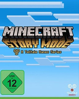 Minecraft Story Mode A Telltale Games Series krabice