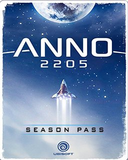Anno 2205 Season pass krabice
