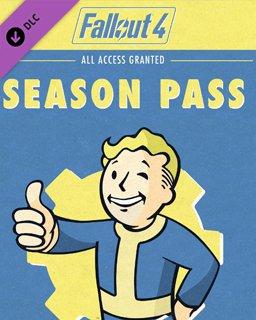 Fallout 4 Season Pass krabice