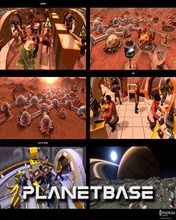 Planetbase krabice