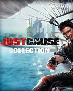 Just Cause Collection krabice