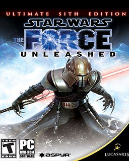 STAR WARS  The Force Unleashed Ultimate Sith Edition krabice