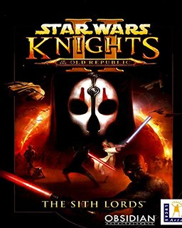STAR WARS Knights of the Old Republic 2 The Sith Lords krabice