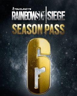 Tom Clancys Rainbow Six Siege Season Pass Year 1 krabice