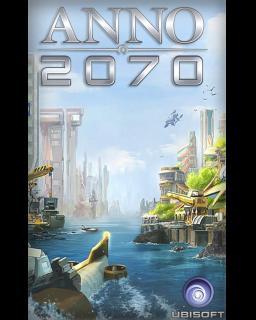 Anno 2070 + Deep Ocean krabice