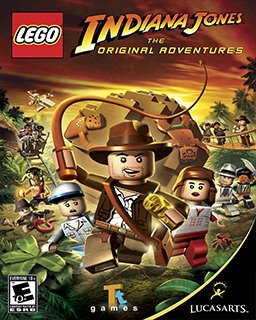 LEGO Indiana Jones The Original Adventures krabice