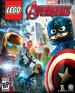 LEGO Marvels Avengers krabice
