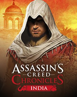 Assassins Creed Chronicles India krabice