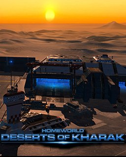 Homeworld Deserts of Kharak krabice