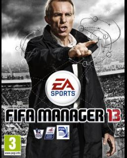 FIFA Manager 13 krabice