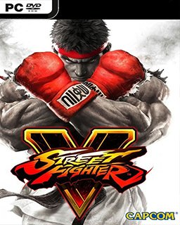 Street Fighter V krabice