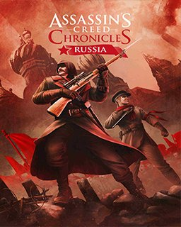 Assassins Creed Chronicles Russia krabice