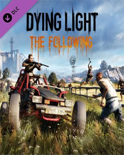 Dying Light The Following krabice