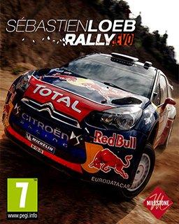 Sébastien Loeb Rally EVO krabice